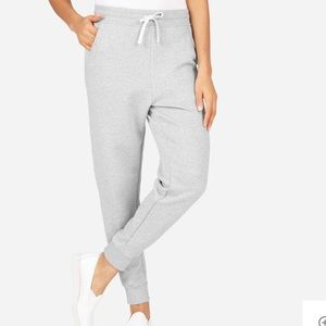 Everlane The Classic French Terry Sweatpant Size S